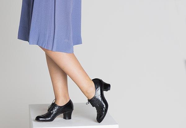 100 years of heels, conde nast