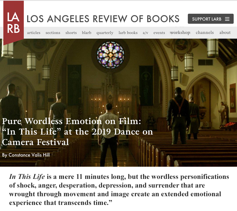 LA Review of Books - In This Life Directed by Bat-Sheva Guez