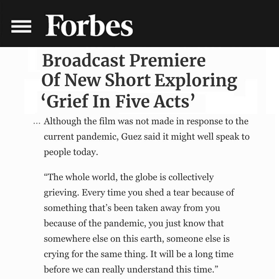 Forbes press clip