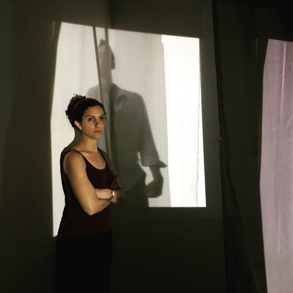 Bat-Sheva Guez Behind the Scenes In This Life